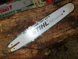 Stihl Bar Chart Stihl Chainsaw 21 Inch Bar Stihl 020av Chainsaw 14 Pitch 16