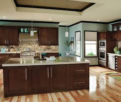 Kitchens With Cherry Cabinets Unique Cherry Kitchen Cabinets Wall Color Malligadu