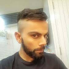 New Hairstyle virat kohli flaunts new hairstyle ahead of new zealand series 6591 by stevesalt.us