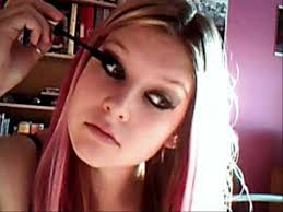 avril lavigne make up tutorial ody s home video look requested you