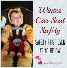 winter car seat safety is critical when living in manitoba through severe winters