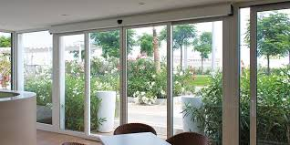 sliding doors. Entrematic Sliding Doors Ditec Valor