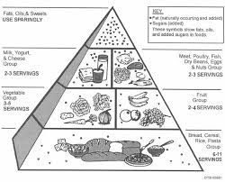Blank Food Pyramid Chart New Printable Food Guide Pyramid 9jasports