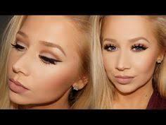 full face talk thru makeup tutorial feat kat von d shade light eye contour palette la splash