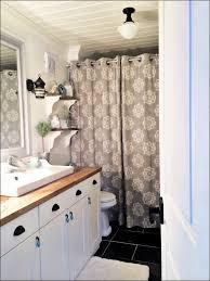 bathrooms wonderful vintage farmhouse shower curtain skirts for