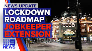 The australian open tennis tournament is continuing, but with. Update Victoria Lockdown Roadmap To Be Announced Jobkeeper And Jobseeker Talks 9 News Australia Youtube