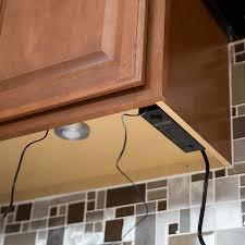 Charming Alluring Kitchen Under Cabinet Lighting With How To Install Under Cabinet  Lighting Gallery