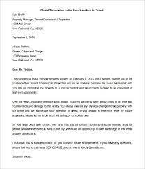 letter not renew lease best renewal