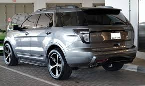 2006 ford explorer tires size list of cars that fit 265 50 r20 tire size what models fit how