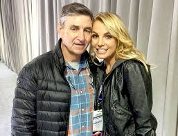 Britney and her dad are barely on speaking terms. Britney Spears Dad Jamie Accused Of Abusing Her 13 Year Old Son As Ex Husband Kevin Federline Gets Protective Order New York Daily News