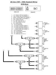 rear speaker wiring diagram do it yourself maxima audio wiring codes 4th gen technical articles 4th gen maxima car audio
