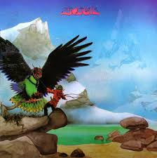 Album Cover Art by Roger Dean Roger dean