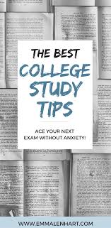 20 best study tips for college students colleges how to awesome college study tips for students out how to get your study schedule organized and take notes effectively in college