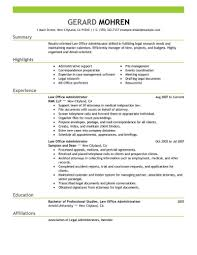 Office Management Resume Office Manager Resume Resume Format For Office