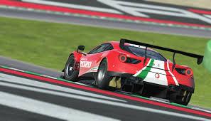 Ferrari 488 Gt3 Evo 2020 Release Studio 397