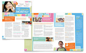newsletter template for pages free pages templates 2500 sample layouts downloads