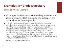 8th Grade Essay Prompts 8th Grade Expository Essay Topics 15 Engaging Explanatory