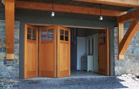Innovation Folding Garage Doors And Bi Fold Designs For Throughout Design Ideas