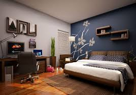 Bluish Gray Paint Blue Bedroom Colors 04 Strong