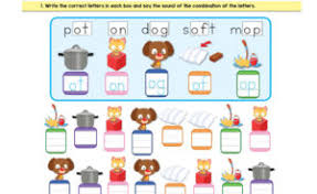 Printable worksheets for teaching students to read and write basic words that begin with the letters br, cr, dr, fr, gr, pr, and tr. Free Phonics Worksheets Downloadable Pdf 30 Bingobongo