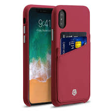 cobble pro iphone xs iphone x case handcrafted wallet leather case cover with credit card slot