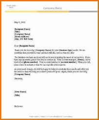 Business Letter Template Microsoft Word Business Letter Template