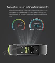 Track My Blood Pressure Fitness Tracker Blood Pressure Heart Rate Monitor Read G16 Ip67