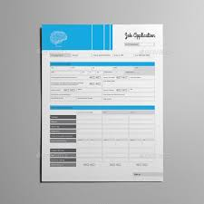 job application form template job application form template us letter by keboto graphicriver