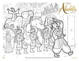 Today, we advise disney aladdin genie coloring pages for you, this content is similar with halloween puzzle coloring pages. Aladdin Coloring Pages And Activity Sheets Crazy Adventures In Parenting