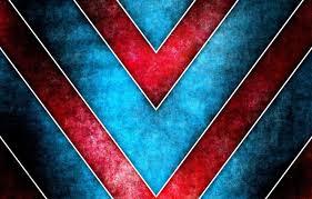 Wallpaper blue, red, strip, texture ...
