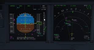 A320 Into Egpd Aberdeen Ils 16 Freq Navigation