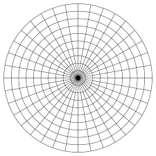 Vector Pie Chart Template Easy Way To Divide Circle The Smallest