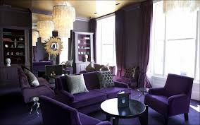 dark purple furniture. Beau Black And Purple Living Room Ideas Magnificent Dark Furniture Couch On