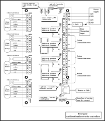Diagram door access wiring single control system s le drawing 1080