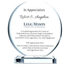 Sample Certificate Of Appreciation For Speakers Wording
