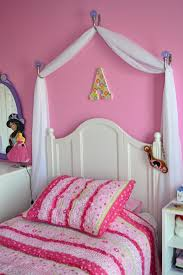 Diy Princess Bed Canopy For Kids Bedroom Emiliesbeauty Bed Canopy ...