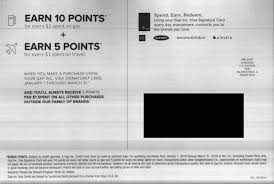 Gap Banana Republic Old Navy Visa Card Bonus Earn 4x On Purchases