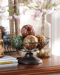 How To Decorate A Bowl Easy DIY Orb Bowl Table Decoration My Kirklands Blog 3