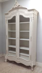 antique furniture armoire. beautiful rococo french armoire antique c1890 painted furniture u0027lime whiteu0027 o