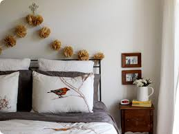 [image Above: I Canu0027t Get Enough Of These Little Pom Pom Chains (made From  Coffee Filters!) Above Jenna And Marku0027s Brooklyn Home]