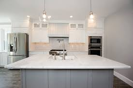 honed white marble countertops. Exellent Honed This Bright And Airy Shore Home Features Stunning Honed Carrara Marble  Countertops With A Full Height Backsplash In Honed White Marble Countertops