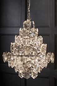 next charleston chandelier clear