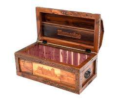 rustic reclaimed wood storage chest wooden blanket box coffee table full size