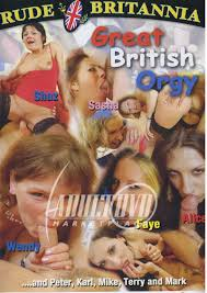 The great british orgy