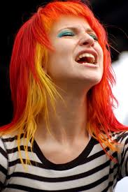 Emo Girl Hair Style nice orange and yellow crazy emo girl hairstyle idea hair styles 3698 by wearticles.com