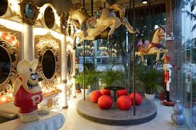 ogilvy and mather office. carousel horses ogilvy and mather office