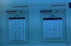 جدول امتحانات الثانوية العامة 2021 الرسمي من وزارة التربية والتعليم لطلاب  الصف الثالث الثانوي ادبي وعلمي - إقرأ نيوز