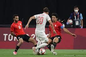 منتخب مصر يفرض التعادل على إسبانيا في أولمبياد طوكيو (شاهد)