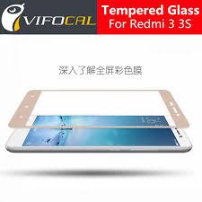 <b>hacrin Xiaomi Redmi</b> 3 Tempered Glass Color Full <b>Cover</b> Screen ...