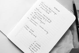 Daily To Do List Examples How To Write A To Do List Youll Actually Complete Vogue